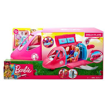 Set de joacă Avionul de vis, Barbie - .foto