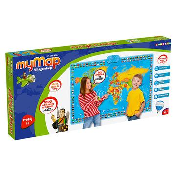 MyMap: Az én világtérképem