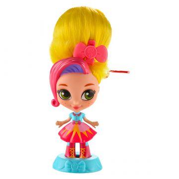 Nickelodeon Napsugár: Napsi hajas baba - 1. széria, 15 cm - . kép