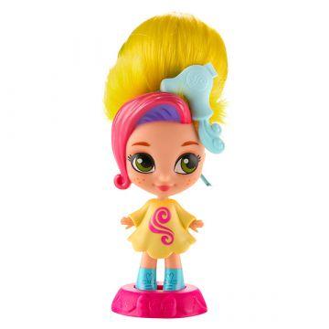 Nickelodeon Napsugár: Napsi hajas baba - 3. széria, 15 cm - . kép