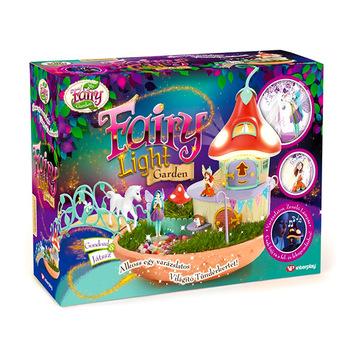 My Fairy Light Garden: Zenélő világító tündérotthon