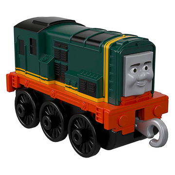 Thomas Trackmaster: Push Along Metal Engine - Paxton