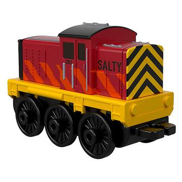 Thomas Trackmaster: Push Along Metal Engine - Salty - . kép