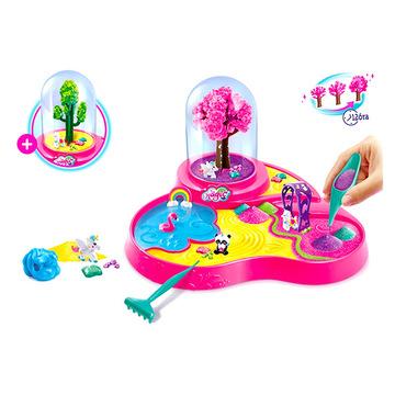 Canal Toys: varázslatos kristálykert stúdió - . kép