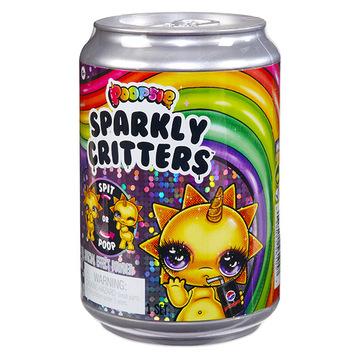 Poopsie: Sparkly Critters figurák üdítős pohárban - többféle