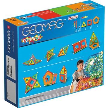 Geomag Confetti: 32 darabos készlet - . kép