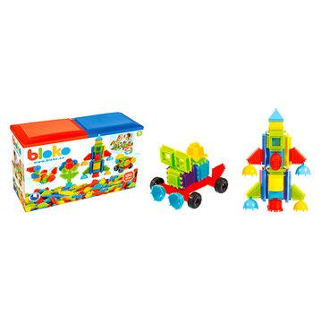 Bloko - Tüskés építőjáték - 150 db-os