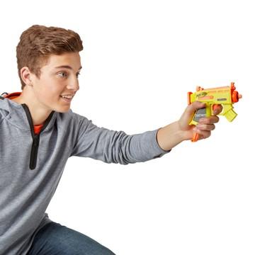 Nerf: Fortnite Microshots szivacslövő pisztoly - sárga - . kép