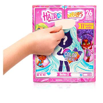 Hairdorables: Imádnivaló nagy hajú meglepetés baba - 2. széria - . kép