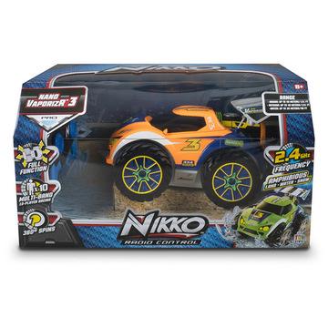 Nikko Nano VaporizR távirányítós autó - narancssárga