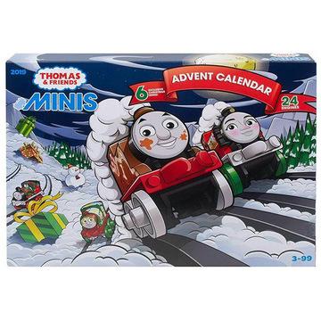 Thomas és barátai: Minis adventi naptár