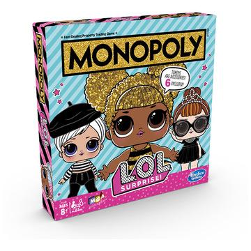 Monopoly - L.O.L Surprise - angol nyelvű