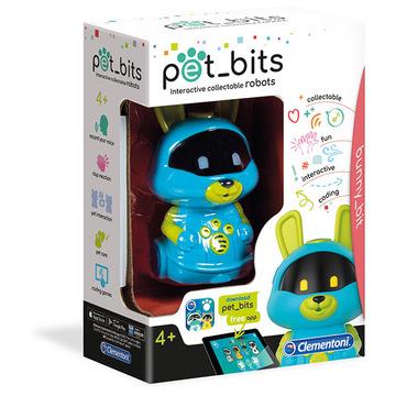 Clementoni: Pet Bits interaktív robotnyuszi