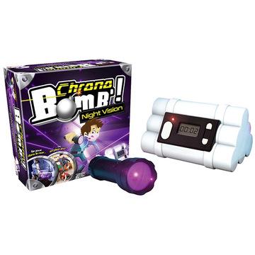 Chrono Bomb - Mentsd meg a világot! Night Vision társasjáték - . kép