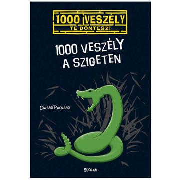Fabian Lenk: Te Döntesz! 1000 Veszély a szigeten