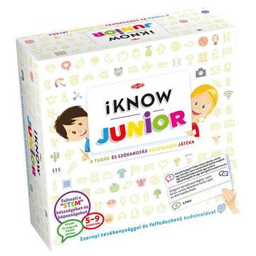 iKnow Junior - joc de societate în lb. maghiară