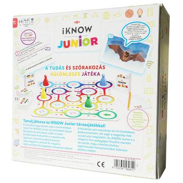 iKnow Junior - joc de societate în lb. maghiară - .foto