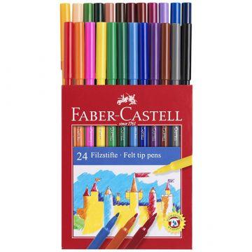 Faber-Castell: filctoll készlet 24 darabos - . kép