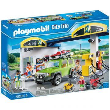 Playmobil: Benzinkút  70201
