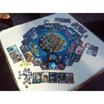 Hexpanse társasjáték - . kép