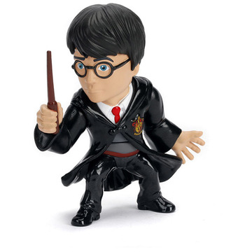 Harry Potter: Metfalfigs fém Harry Potter figura - . kép