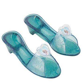 Prințesele Disney: Frozen Pantofii de gheață a prințesei Elsa - 19 cm