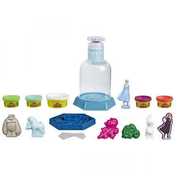 Play-Doh: Jégvarázs 2 gyurmakészlet - . kép