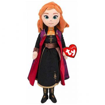 TY Beanie Frozen 2: Anna plüssfigura hanggal - 40 cm