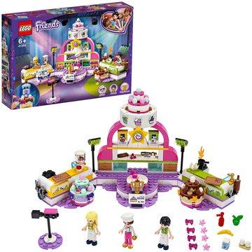 LEGO Friends: Cukrász verseny 41393