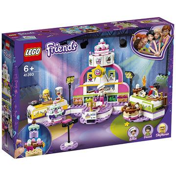LEGO Friends: Cukrász verseny 41393 - . kép