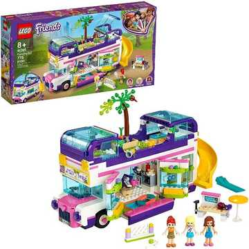 LEGO Friends: Barátság busz 41395