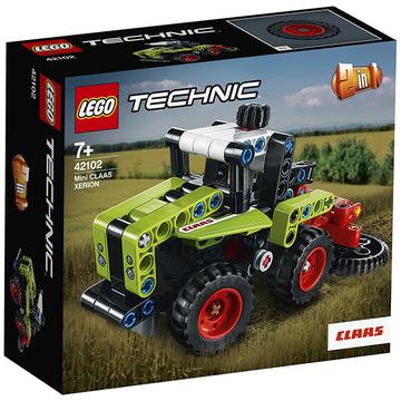 LEGO Technic: Mini CLAAS XERION 42102 - . kép