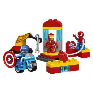 LEGO Duplo Super Heroes: Szuperhős labor 10921 - . kép