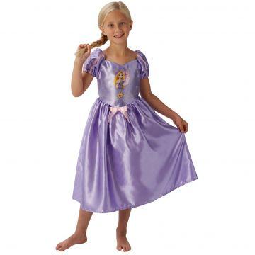 Disney hercegnők: Aranyhaj jelmez 98 cm