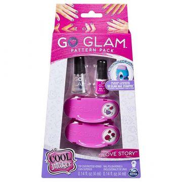 Go Glam: Love Story manikűr utántöltő készlet