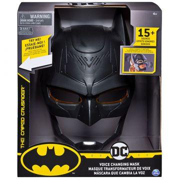 DC Batman: Mască schimbător de voce