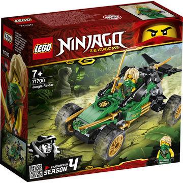 LEGO Ninjago: Dzsungeljáró 71700 - . kép