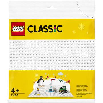 LEGO Classic: Fehér alaplap 11010 - . kép