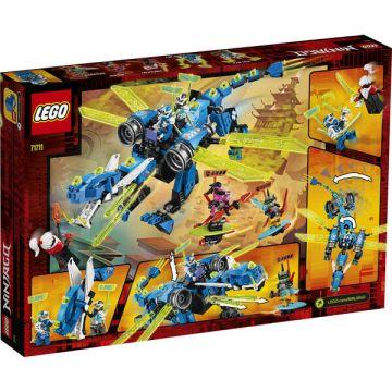 LEGO Ninjago: Jay kibersárkánya 71711 - . kép