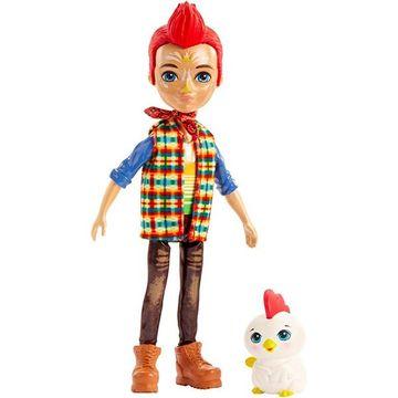 Enchantimals: Păpușa Redward Rooster și cocoșul Cluck