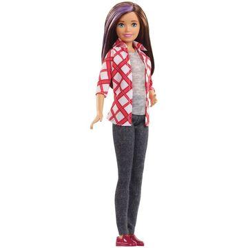 Barbie Dreamhouse: Skipper baba kockás ingben