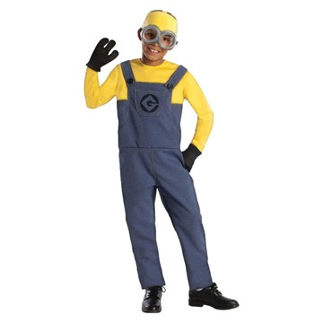 Minionii: Costum Dave - mărime S