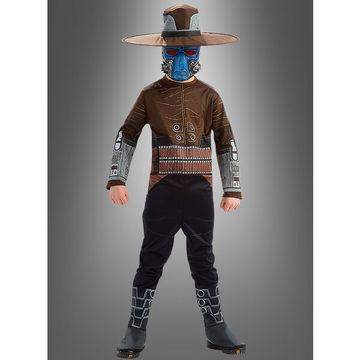 Star Wars: Costum Cad Bane cu mască - mărime S