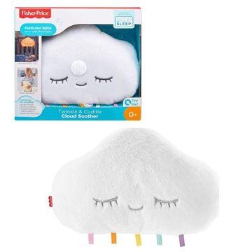 Fisher Price: Vise dulci Lampă de veghe în formă de nor