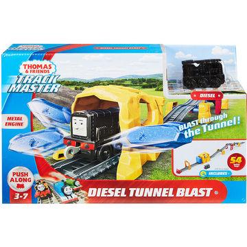 Thomas és barátai: Diesel áttörés az alagúton játékszett - . kép