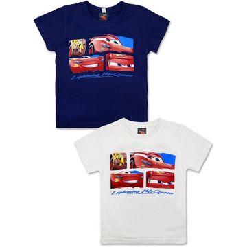 Cars: rövid ujjú póló -116 cm, két színben