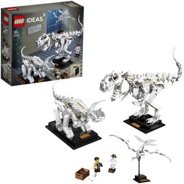 LEGO Ideas: Dinoszaurusz maradványok 21320