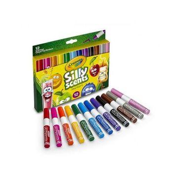 Crayola: Illatos filctoll készlet -  12db-os
