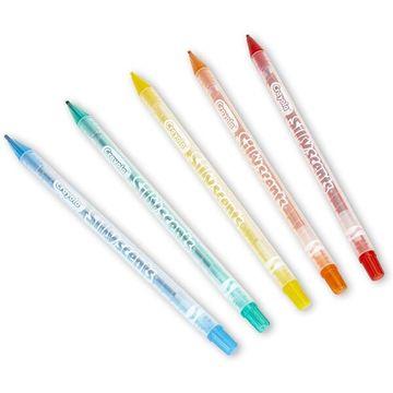 Crayola: Csavard és szagold színes ceruzák - 12db-os - . kép