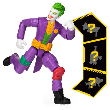 DC Batman: Joker akciófigura, kiegészítővel - 10 cm - . kép